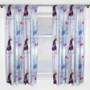 Coordinating curtains